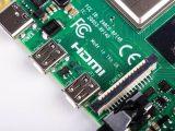 Raspberry Pi 4 punta al segmento dei PC desktop